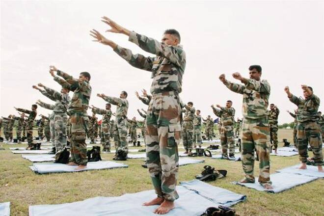 The minister also noted the potential of yoga as an employment generator besides a practice to keep people healthy. (PTI)