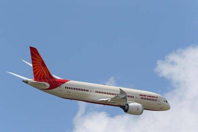 Air India is set to become the first Indian airline to fly around the world when it cruises over the pacific route with the launch of its direct services to San Francisco from here on October 16.