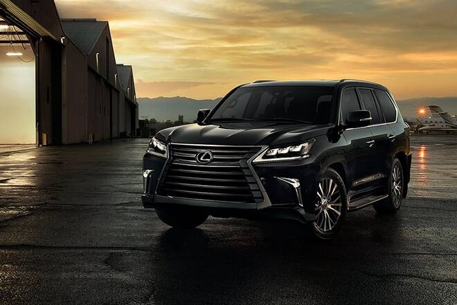 The LX570 will be the most expensive Lexus to enter India and expected price will be Rs 2.20 crore