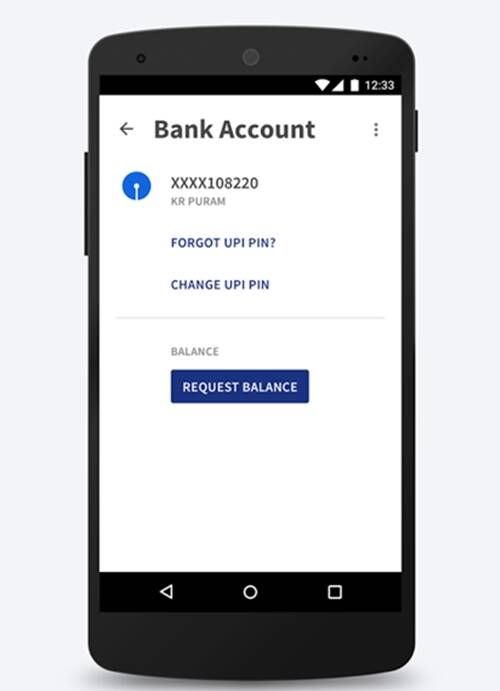 Bhim app, Bhim app how to use