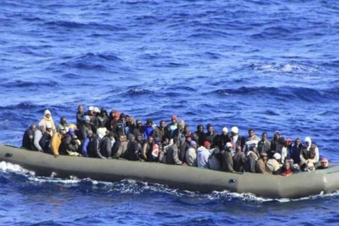 Hundreds feared dead in the Mediterranean Sea