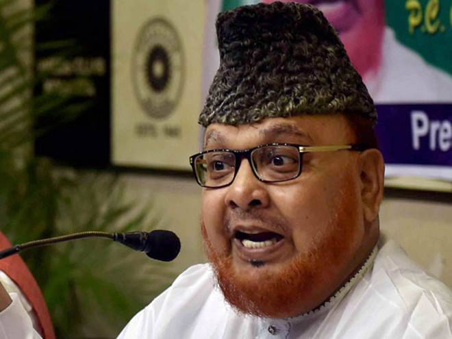 Imam Barkati, West Bengal, Tipu Sultan Mosque, Red beacon, Sacked