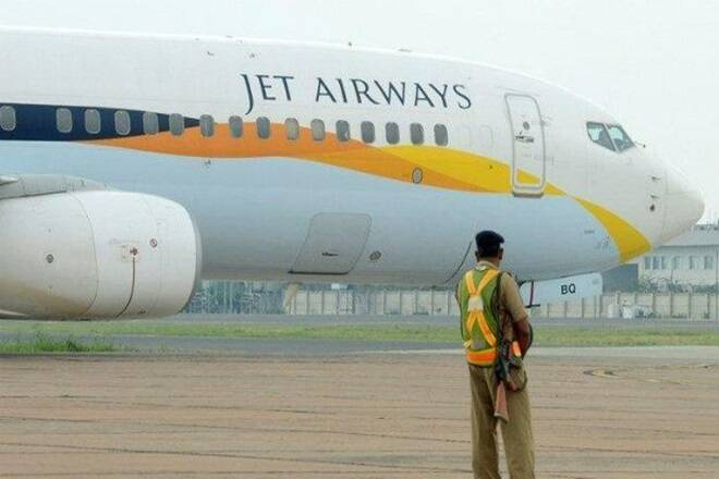 Jet Airways FY'17 net profit at ₹438 crore