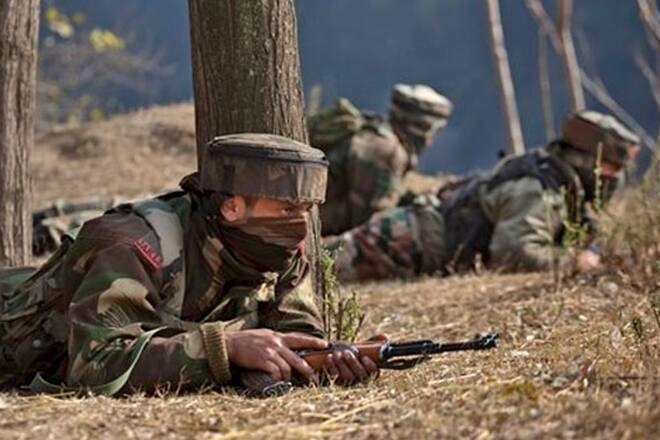 Two terrorists killed at LoC in Poonch, two soldiers martyred