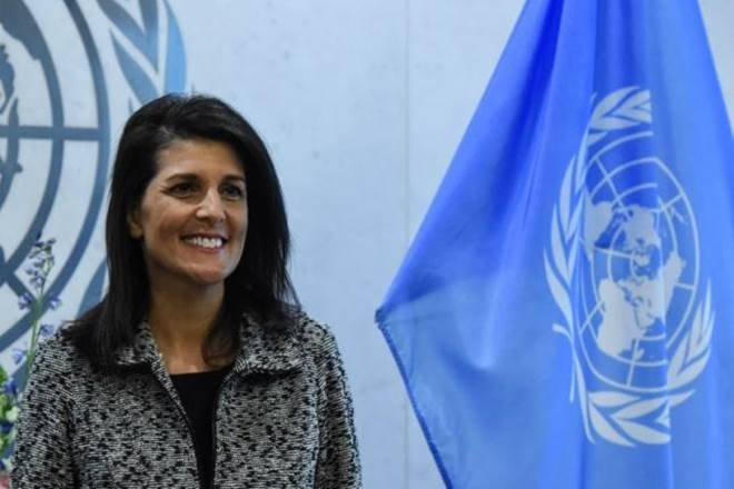United States tells UN rights forum to remove 'chronic anti-Israel bias'