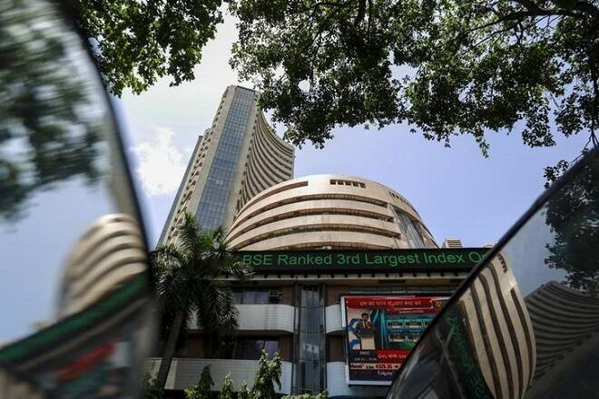 Sensex sinks 364 points, ITC crashes 13 per cent