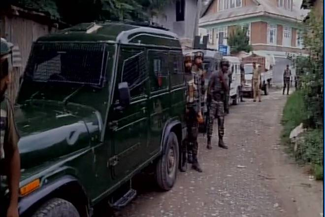 Clashes erupt in Pulwama after LeT commander Abu Dujana killed