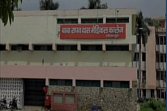 Children Die In Gorakhpur Hospital Due To Alleged Disruption Of Oxygen Supply""