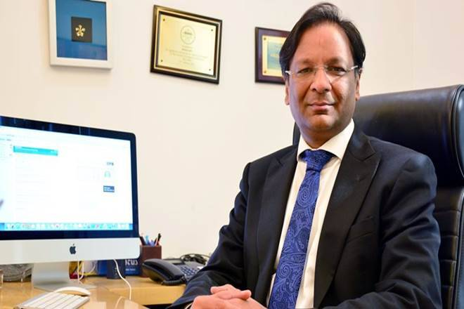 NDTV shares up 5 pc on news of Ajay Singh buying stake