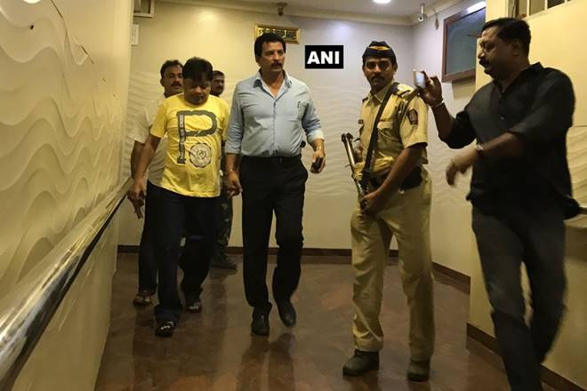Dawood Ibrahim's brother detained in extortion case