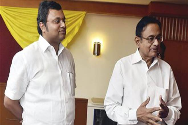 Chidambaram: ED move against Karti meant to silence me