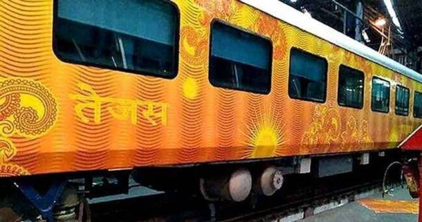 Bound Tejas Express food makes 26 ill
