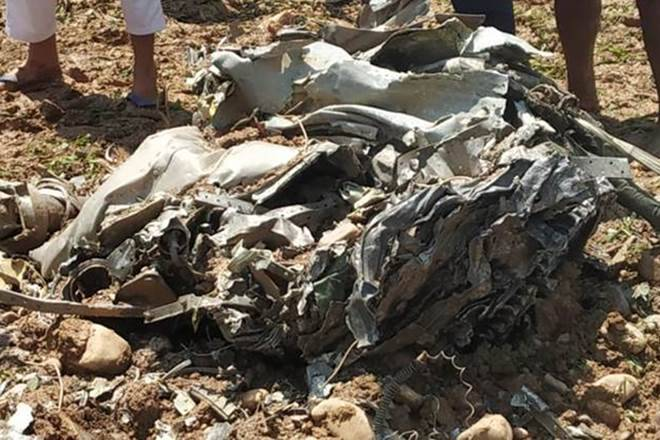 MiG 21 crash in Kangra: IAF fighter jet crashes in Himachal Pradesh's Mehra Palli village