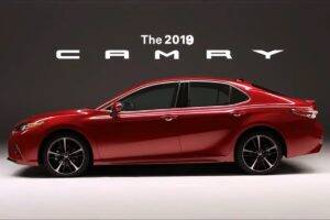 2019 Toyota Camry Price Expectations: New Features, New Design and Lexus DNA for Passat Rival!