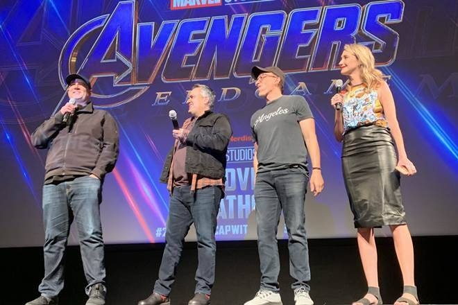 Avengers: Endgame to re-release