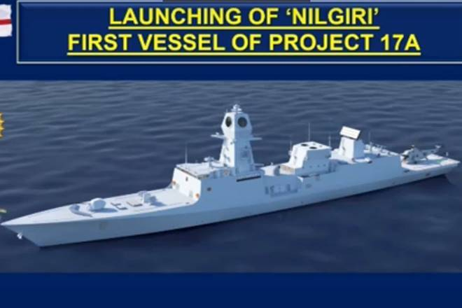 Project 17 A: Know about ambitious project to indigenously build advanced stealth frigates - The Financial Express